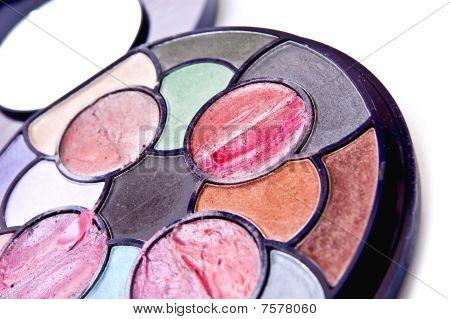 Used Eyeshadows
