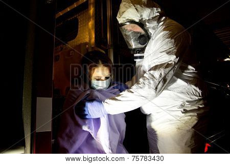 Ebola Patient Care