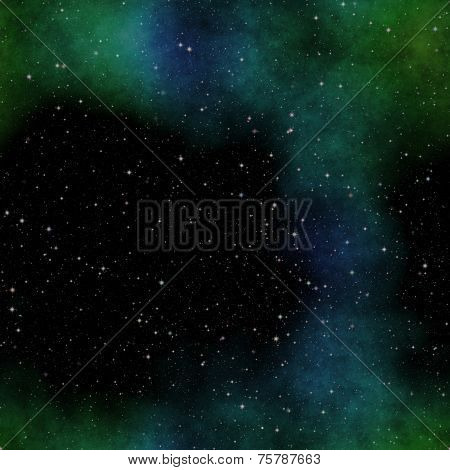 Texture Of Sky And Universe