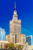 pic of palace  - Palace of Culture and Science  - JPG