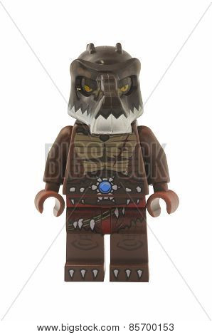 Crug Legends Of Chima Lego Minifigure