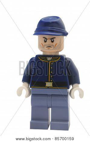 Navarro Rifleman Lego Minifigure