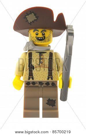Prospector Lego Minifigure