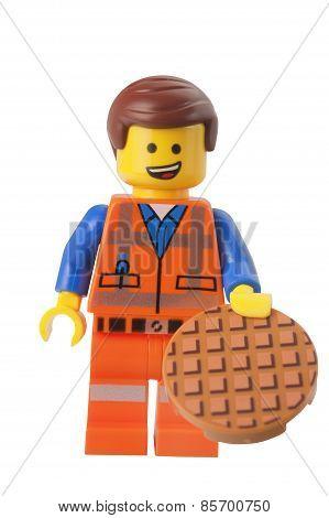 Emmet Lego Minifigure
