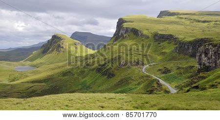 Trotternish Cliffs
