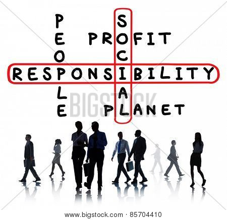 Social Responsibility Reliability Dependability Ethics Concept
