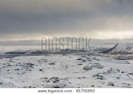 Dovrefjell Norway Landscape