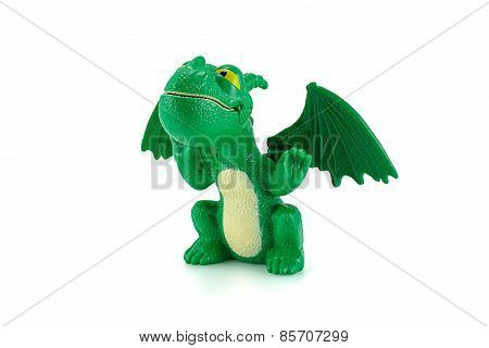 Terrible Terror Dragon Toy Character From How To Trian Your Dragon Animation Film.
