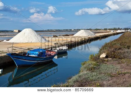 Marsala Saltworks