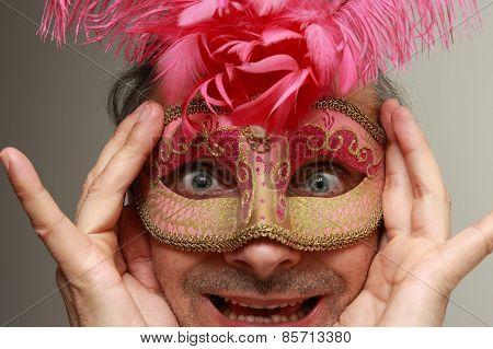 Funny Masquerade