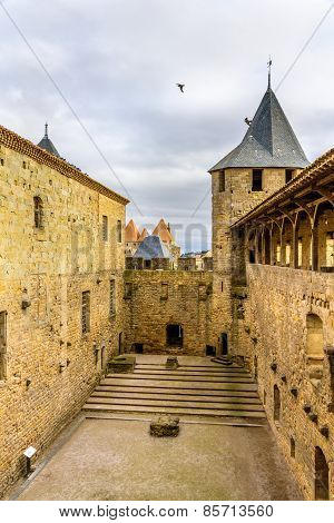 Fortifications Of Carcassonne - France, Languedoc-roussillon