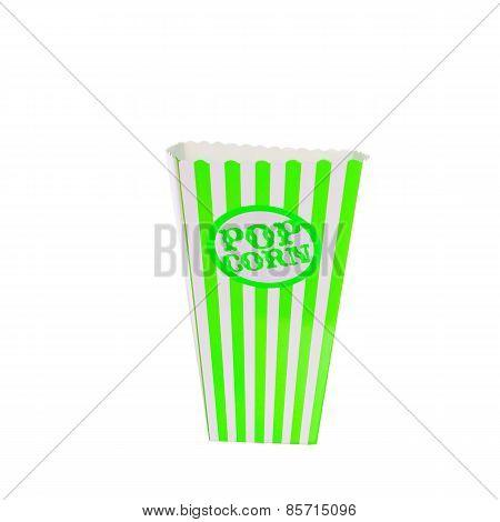 Popcorn Carton