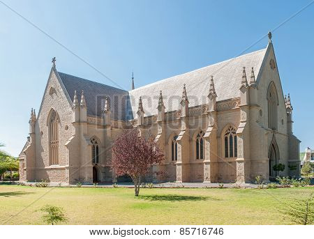 Dutch Reformed Mother Church In Oudtshoorn