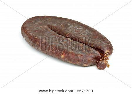 Turkic Summer Sausage (sucuk)