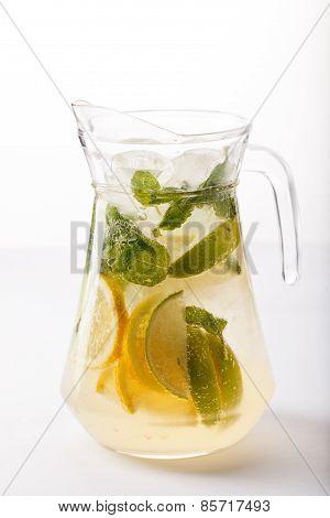 Home Made Lemonade Squash