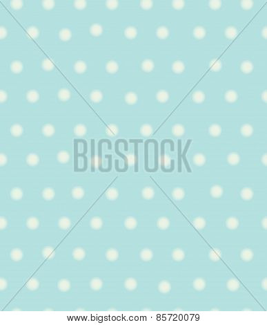 Vector polka dots seamless pattern.