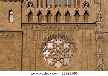 Matthias church. Budapest.