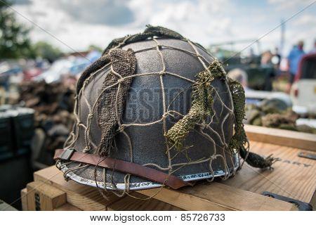 WW2 Helmet