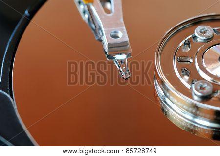 Harddisk Drive Macro
