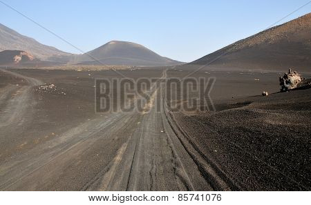 Volcano Park Road System