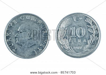 Turkey Coins