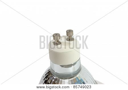Halogen Light Bulb Gu10 Connector