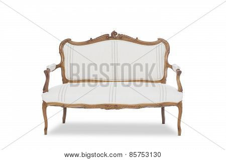 Antique Vintage Sofa
