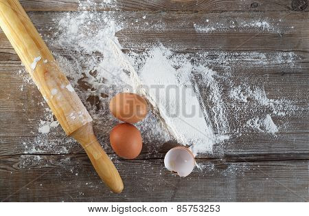 Baking Background