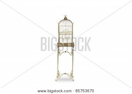 Antique Vintage Birdcage