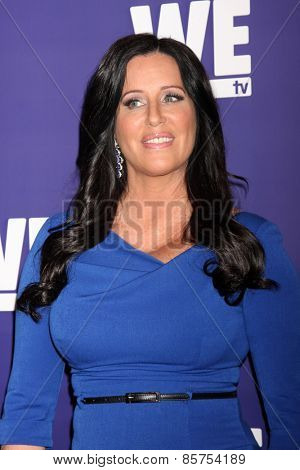 LOS ANGELES - MAR 19:  Patti Stanger at the WE tv Presents