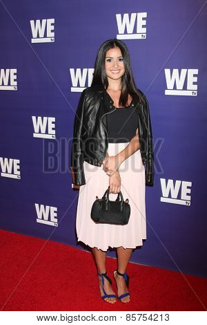 LOS ANGELES - MAR 19:  Catherine Lowe at the WE tv Presents