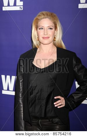 LOS ANGELES - MAR 19:  Heidi Montag at the WE tv Presents