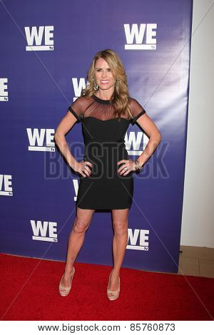 LOS ANGELES - MAR 19:  Trista Sutter at the WE tv Presents