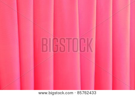 Pink Fabric Silk For Background
