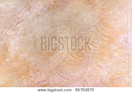 Rock Abstract Warm Beige Neutral Wall Background
