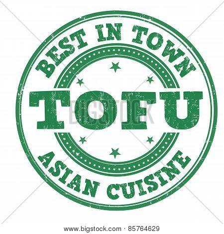 Tofu Stamp