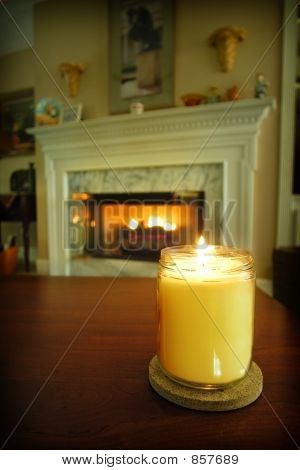 Cozy Candle