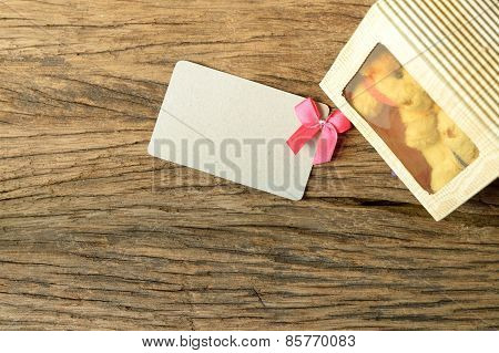 Paper Card And Gift Box