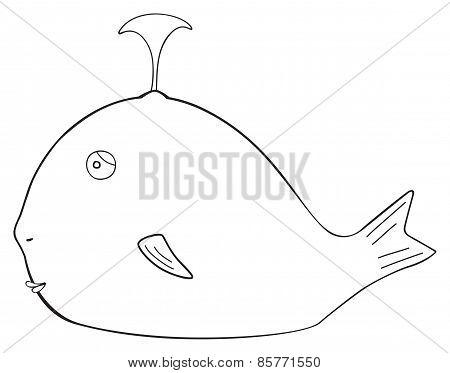 Happy Holiday - April Girl Fish