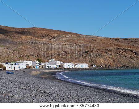 Pozo Negro a fishermen village