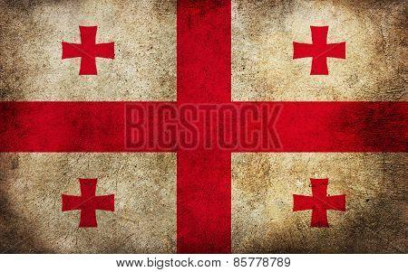 Dirty Flag of Georgia