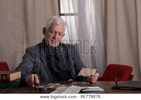 Lonely Senior Millionaire