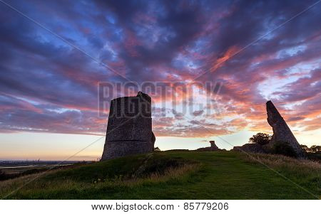 Hadleigh Castle, Essex, United Kingdom