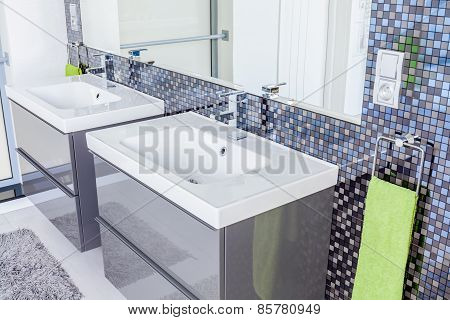 Contemporary Toilet Design