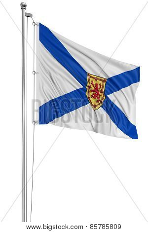 3D Nova Scotia  Flag