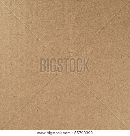 Brown cardboard fragment texture