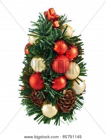 Small christmas tree decoration