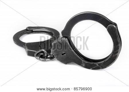 Old Handcuff