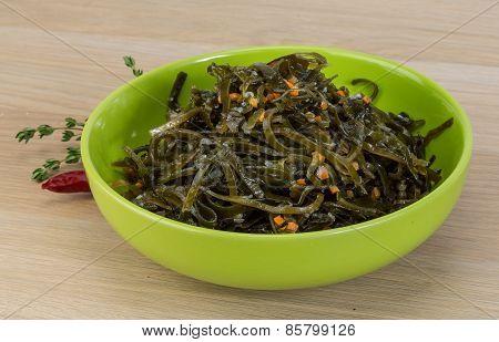 Laminaria Salad
