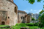 picture of emperor  - Greece Thessaloniki the tomb of the Roman emperor Galerius  - JPG